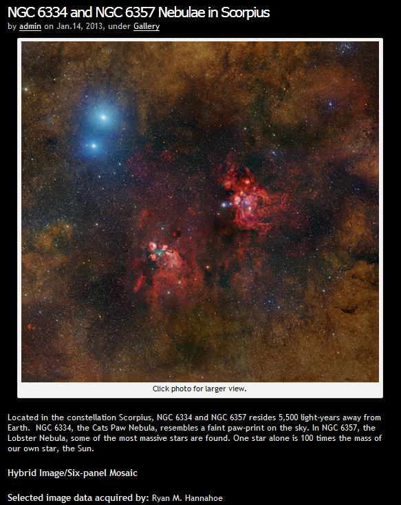 Rayn's Nebulae