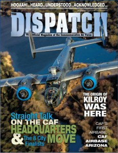 Dispatch August 2013