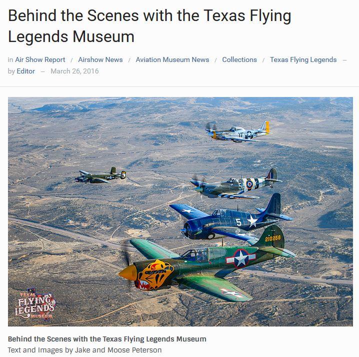 warbirdsnews TFLM